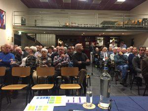 Lezing Vakbond De Unie 25-10-2016