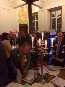 Foto EL bij Samen voor Maastricht oktober 2014
