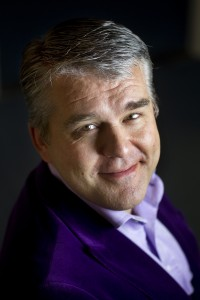 Ernst Loendersloot - senior kandidaat notaris te Maastricht  Foto: Harry Heuts