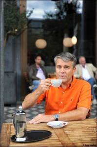 Ernst Loendersloot - senior kandidaat notaris te Maastricht. Foto: Bert Beelen